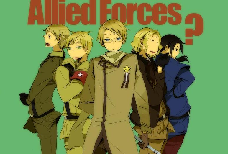 meet the allies hetalia axis