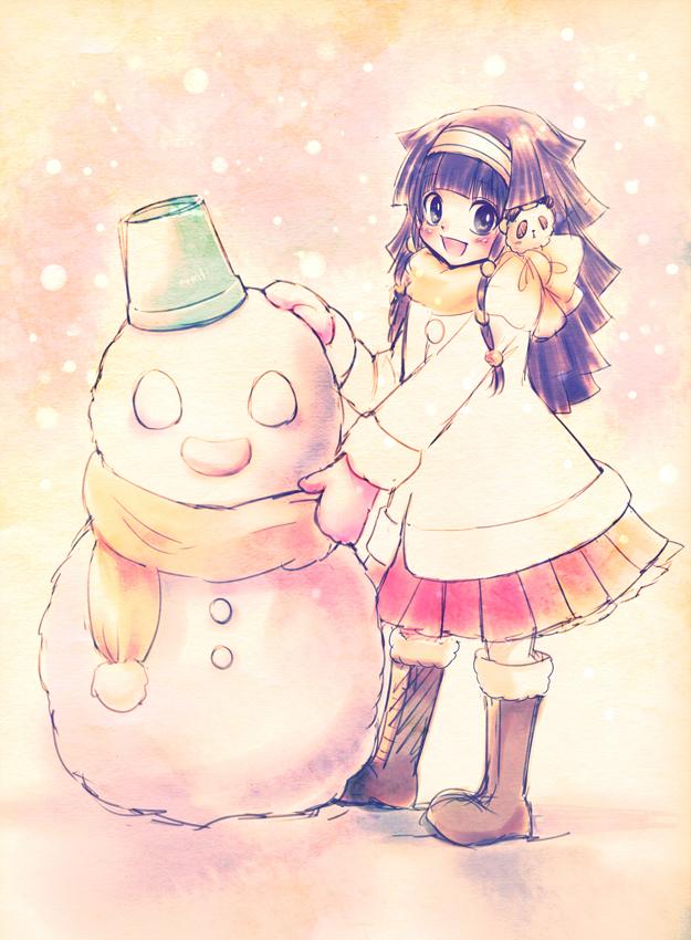 Tags: Anime, Kuro (Kuroquis!!), Hunter x Hunter, Alluka Zoldyck, Pixiv, Fanart