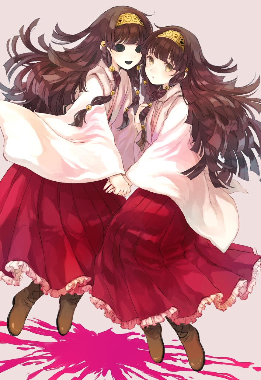 Nanika Alluka Zoldyck Zerochan Anime Image Board