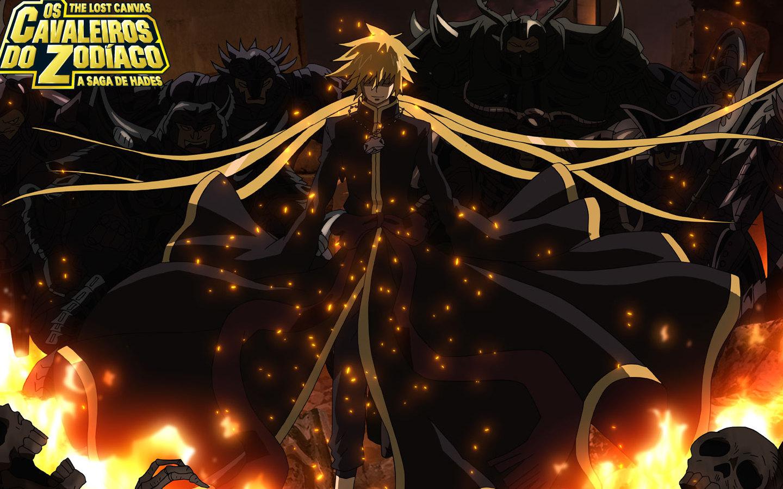 Saint Seiya Lost Canvas Wallpaper Zerochan Anime Image Board