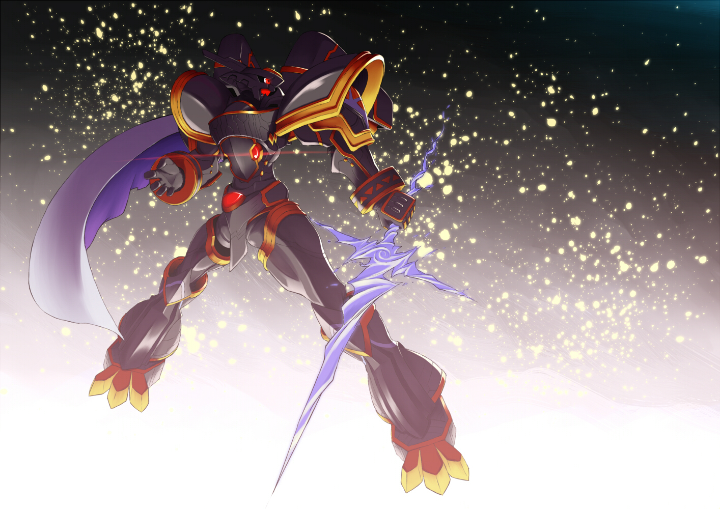 Alphamon - Digimon Adventure - Zerochan Anime Image Board