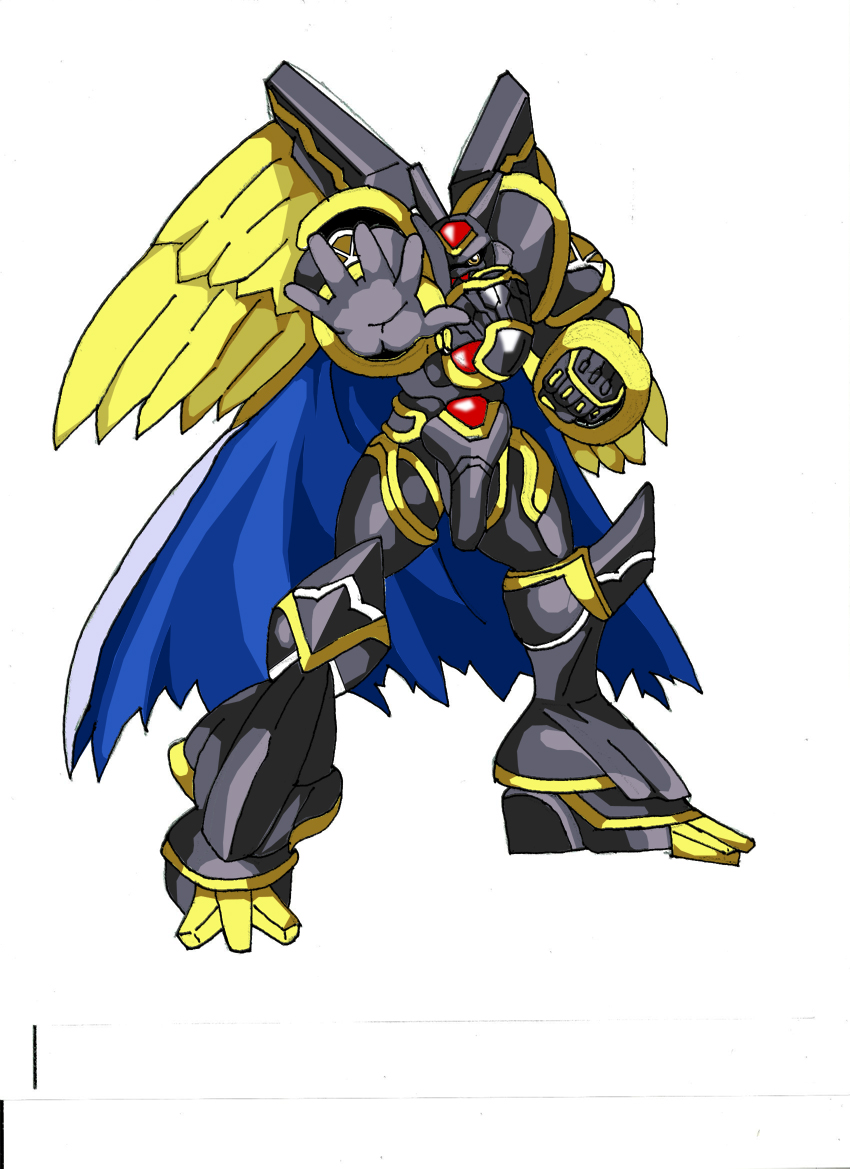 Tags Anime Digimon Alphamon Picture to Pin on Pinterest ...