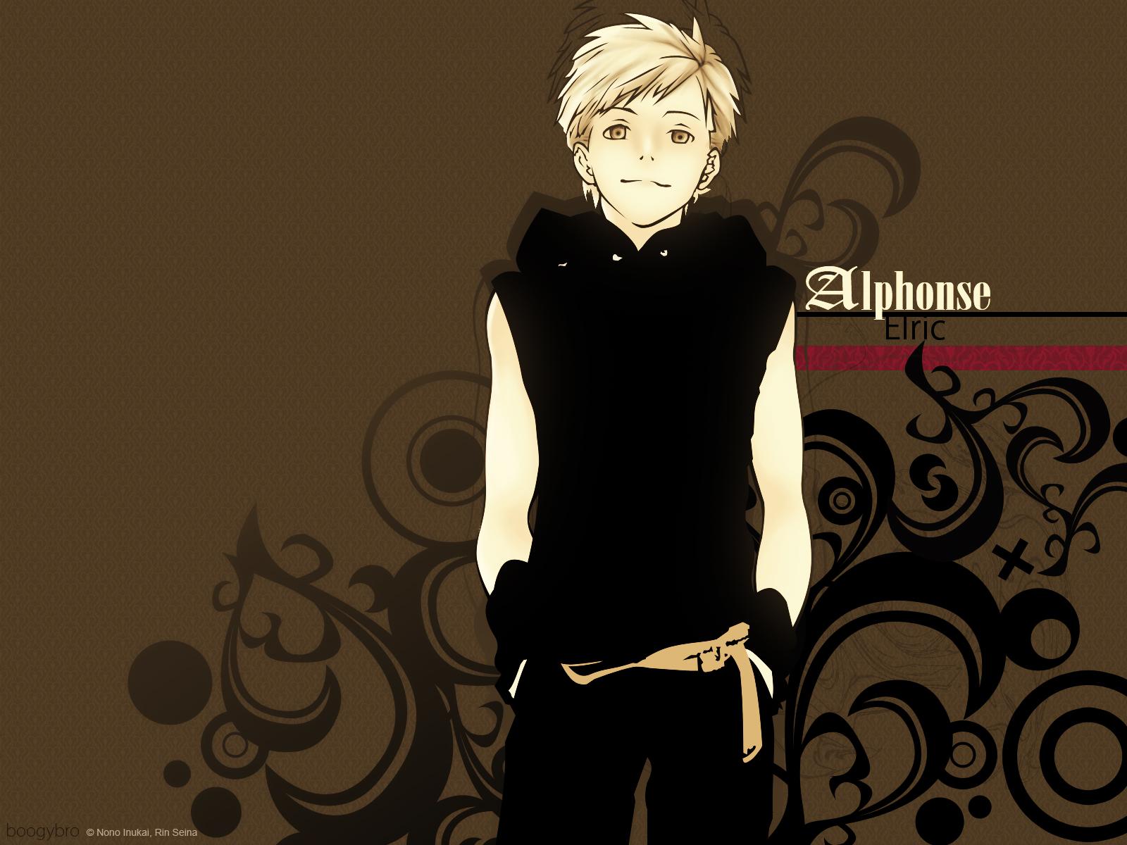 Al Elric alphonse elric - fullmetal alchemist - zerochan anime image