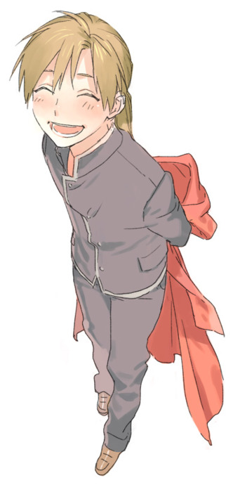 Alphonse Elric - Fullmetal Alchemist - Image #801575 ...