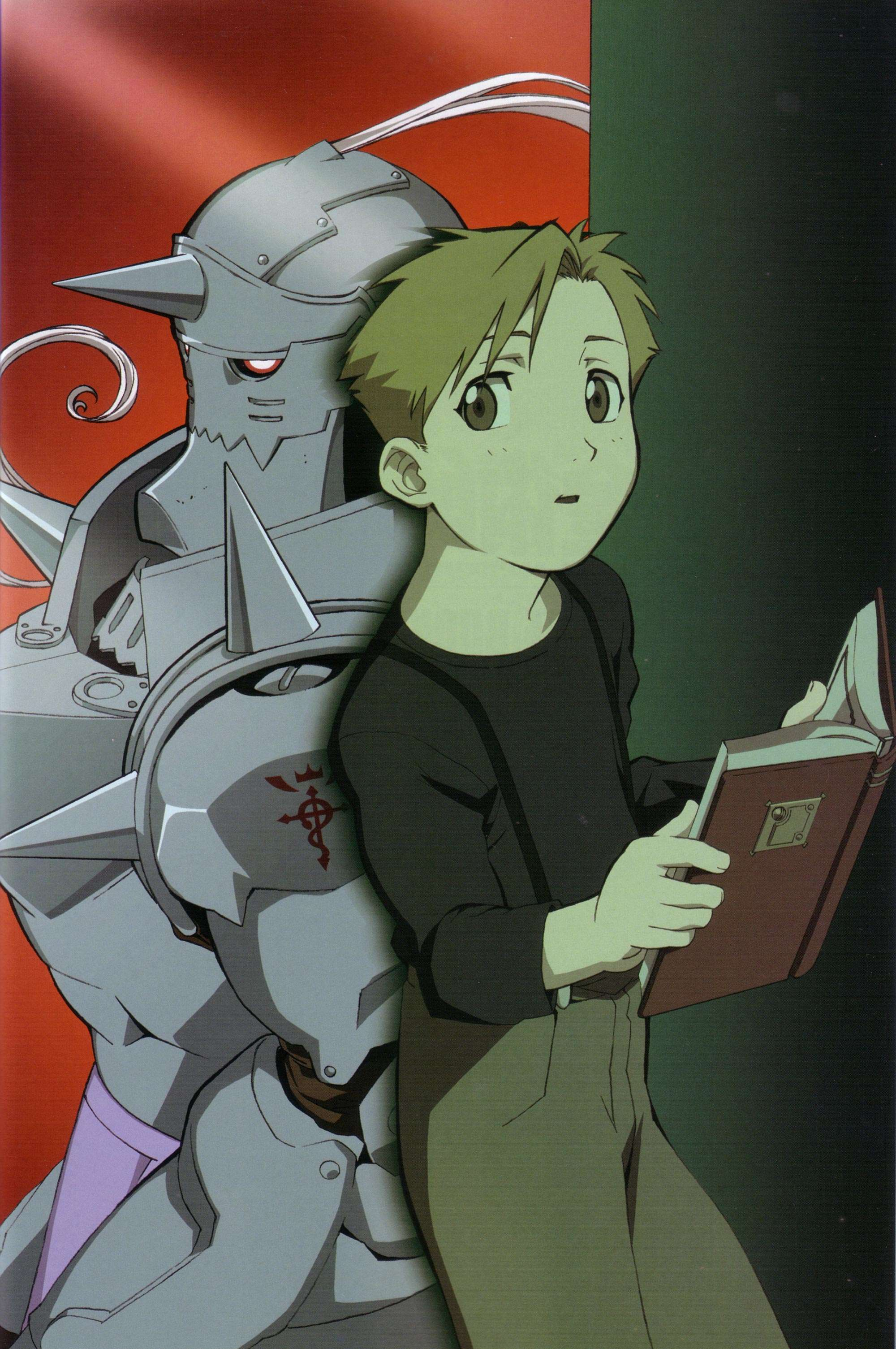 Alphonse Elric - Fullmetal Alchemist   page 4 of 7 ...
