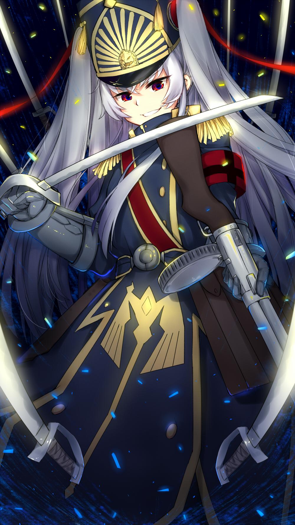 Altair (Re:Creators) Image #2100029 - Zerochan Anime Image ...