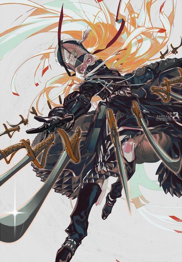 Tags: Anime, Honojiro Towoji, Re:Creators, Altair (Re:Creators), Twitter