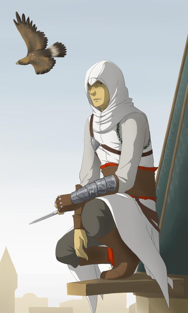 Altair Ibn La-Ahad/#1073889 - Zerochan