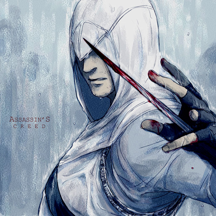 Altair Ibn La Ahad Assassin S Creed Image 1113258 Zerochan Anime Image Board