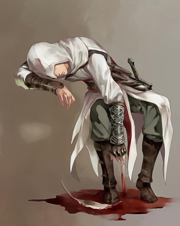 Tags: Anime, Pixiv Id 3712796, Assassin's Creed, Altair Ibn La-Ahad