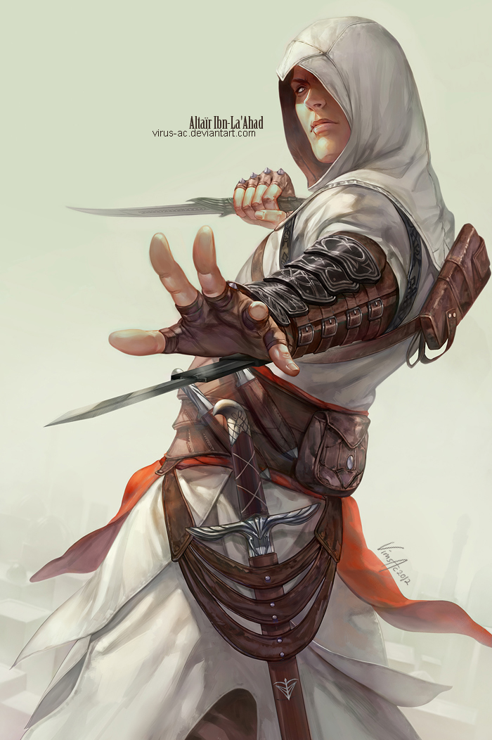 Assassin S Creed Zerochan Anime Image Board