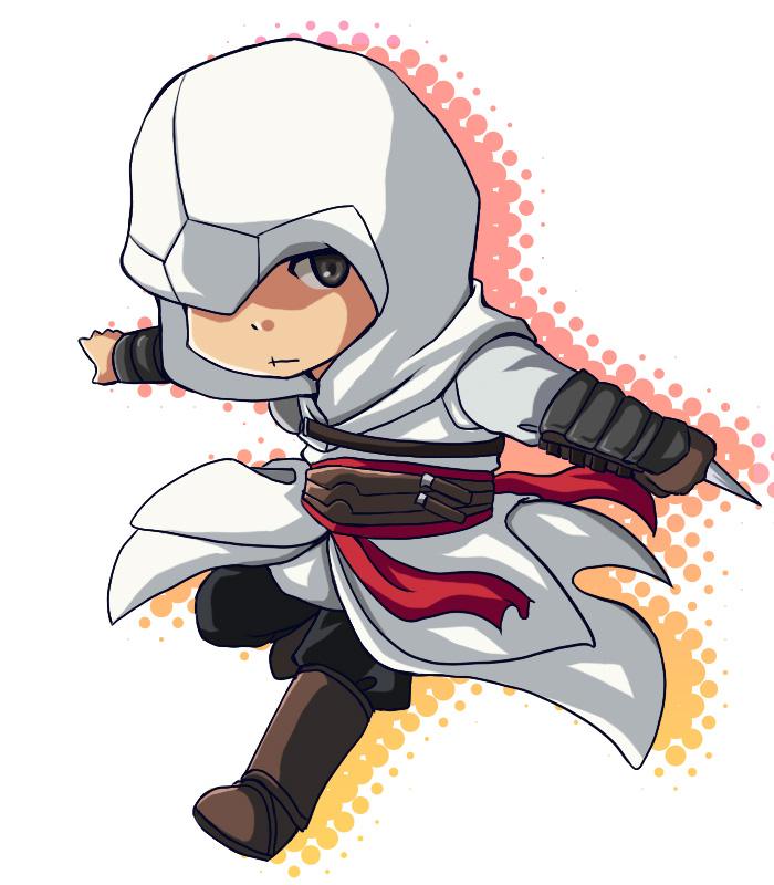 Altair Ibn La-Ahad - Assassin's Creed - Image #1356844 ...