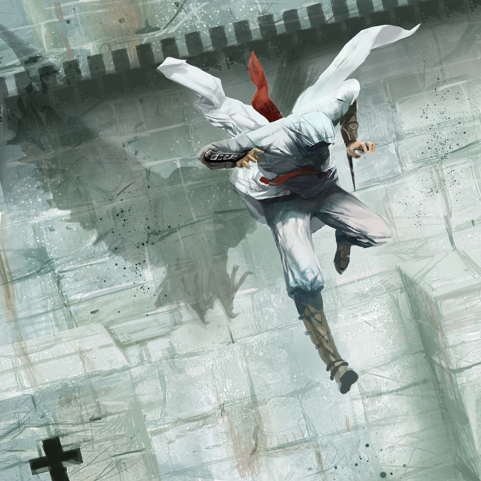 assassins creed altair ibn - photo #23