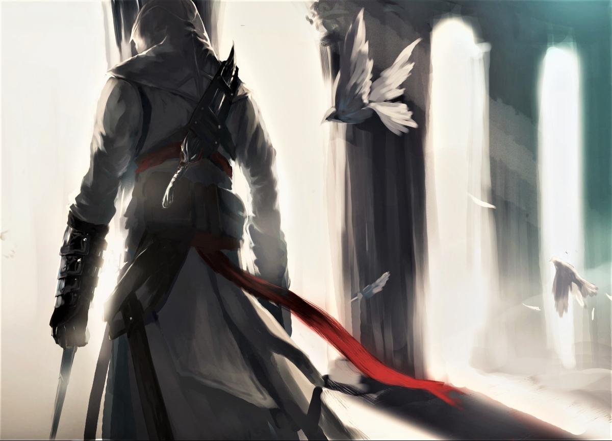 Altair Ibn La Ahad Assassin S Creed Image 2108104 Zerochan