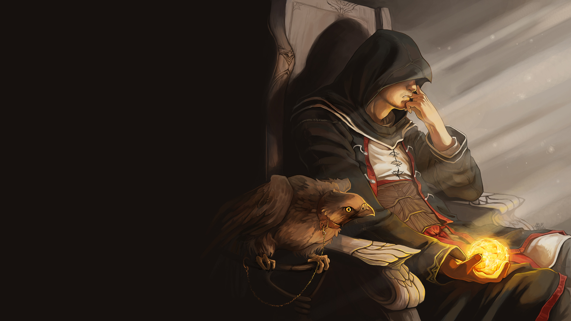 Altair Ibn La Ahad Assassin S Creed Wallpaper 2938816