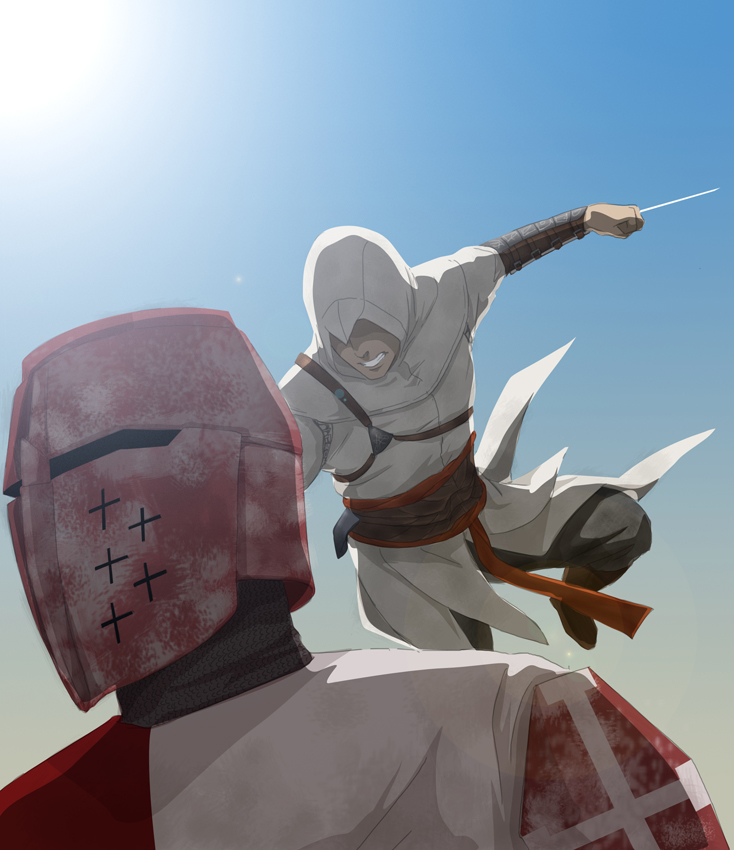 Altair Ibn La-Ahad/#357902 - Zerochan