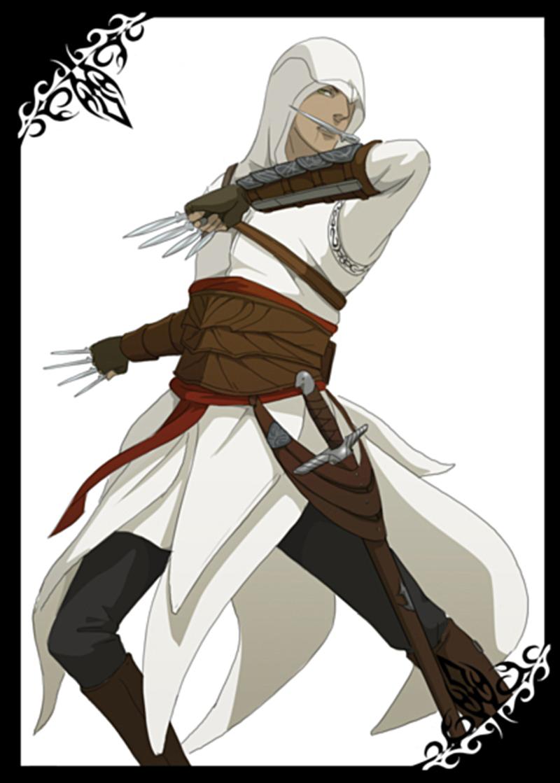 Altair Ibn La Ahad Assassin S Creed Mobile Wallpaper 357909