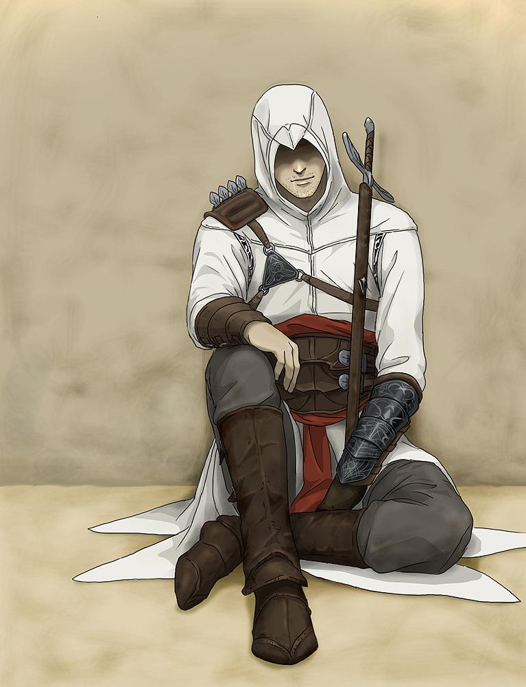 Altair Ibn La-Ahad/#429458 - Zerochan
