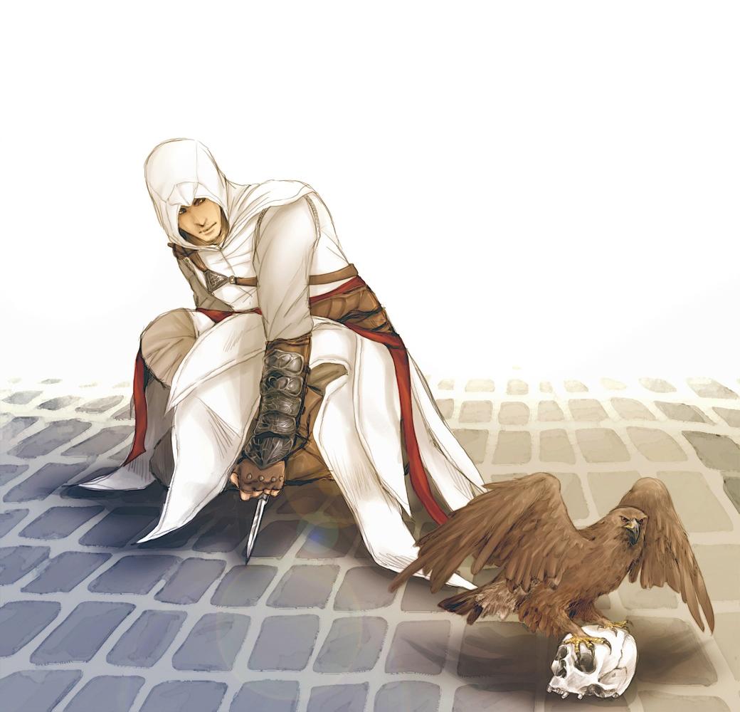 Altair Ibn La-Ahad/#897906 - Zerochan