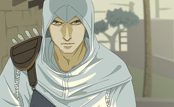 Altair Ibn La-Ahad/#897953 - Zerochan