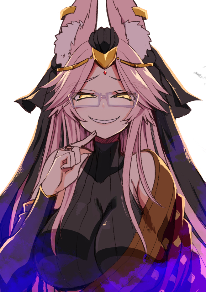 Tags: Anime, Pixiv Id 5477993, Fate/Grand Order, Caster (Fate/EXTRA), Alter Ego (Tamamo Vitch), Fanart From Pixiv, Pixiv, Fanart