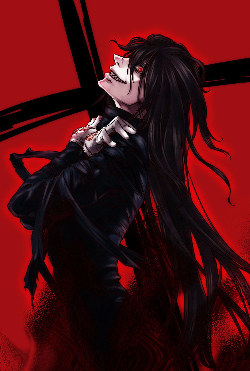700 Wallpaper Alucard Android  Paling Baru