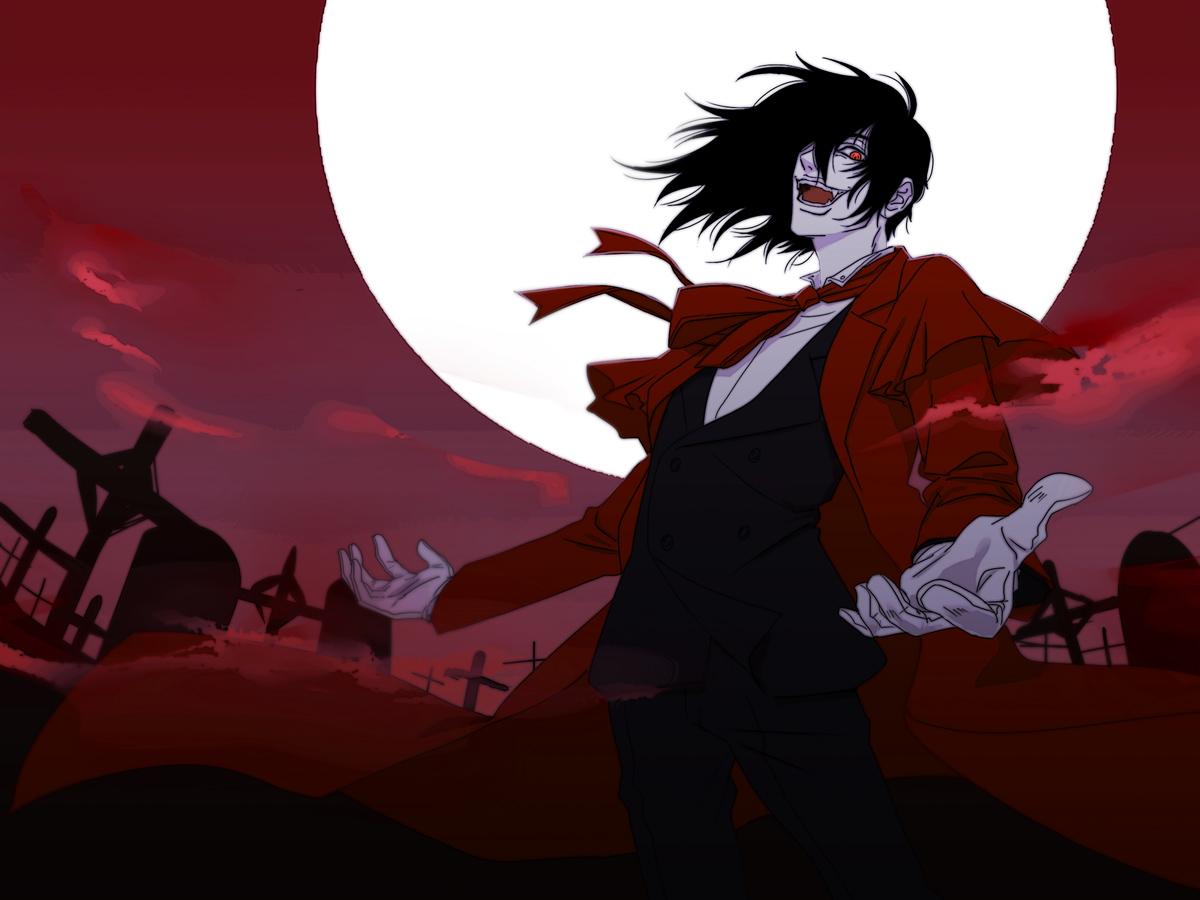 Alucard hellsing fanart page 2 zerochan anime image - Fanart anime wallpaper ...
