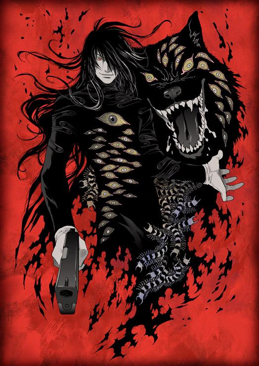 Alucard (Hellsing)/#1121495 - Zerochan Alucard Eyes