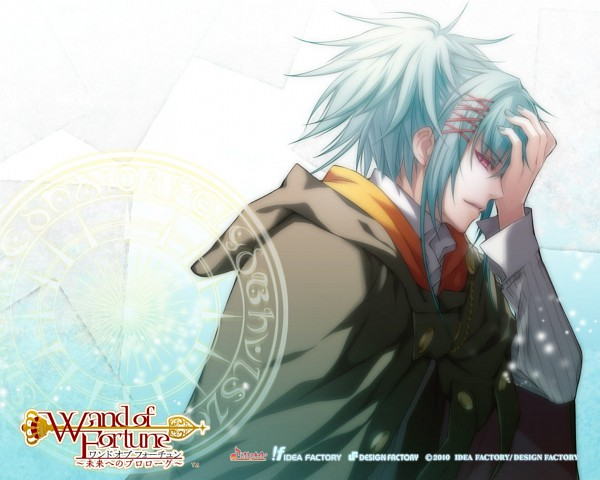 Tags: Anime, Wallpaper, Alvaro Garay, Wand Of Fortune, Official Wallpaper