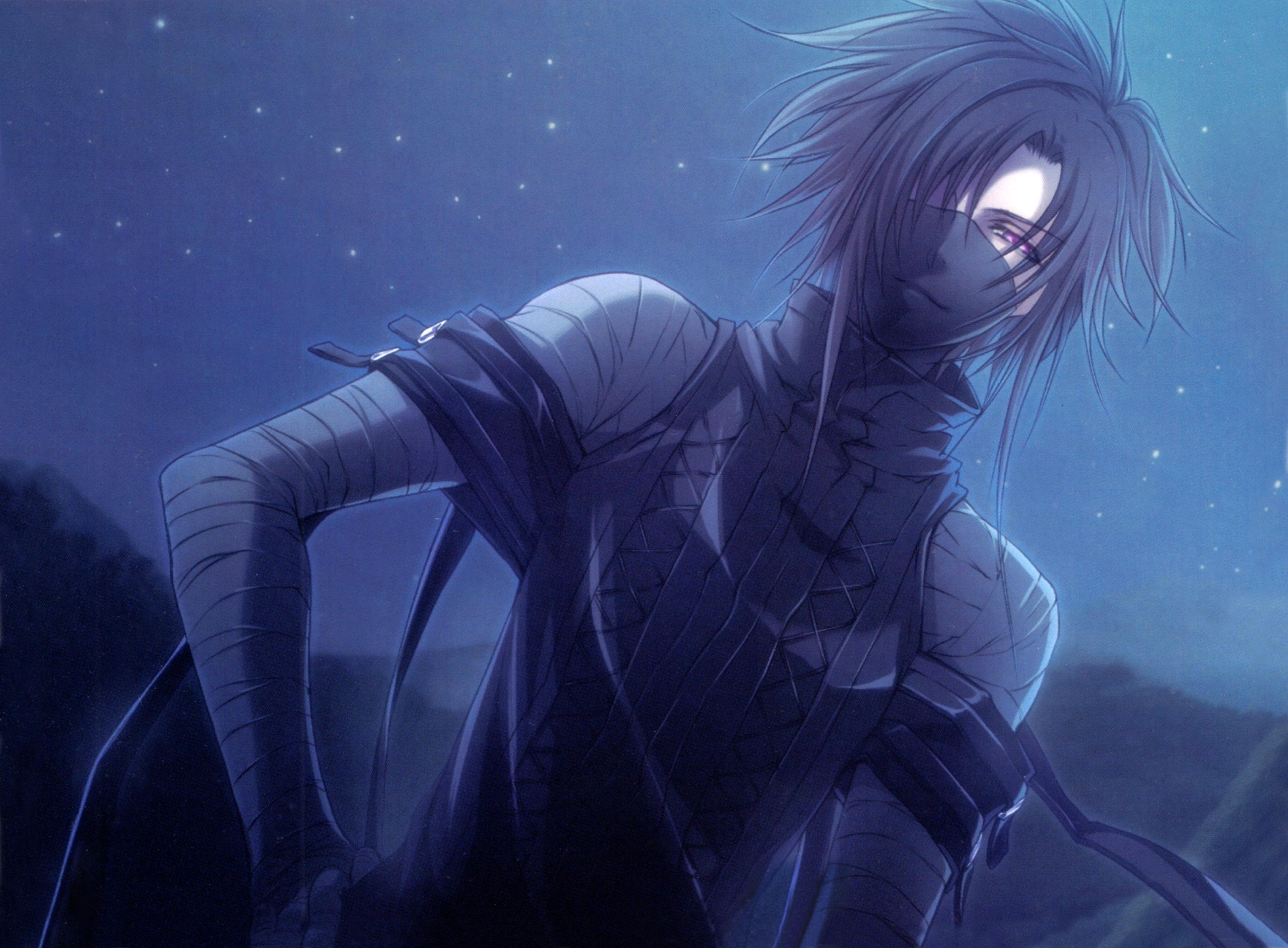 Ninja, Mask - Zerochan Anime Image Board