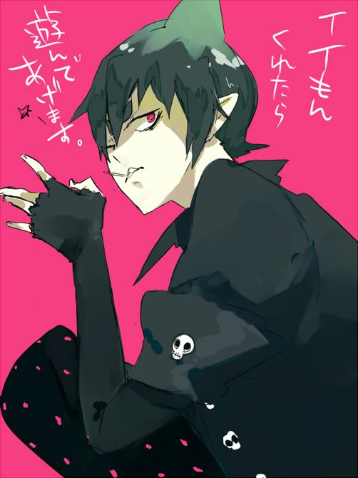 Tags: Anime, Jiku (0128hirosi), Ao no Exorcist, Amaimon, Pixiv