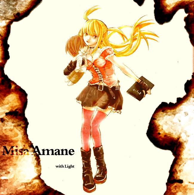 Amane Misa/#1848243