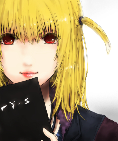 Misa Amane | Death Note Wiki | FANDOM powered by Wikia