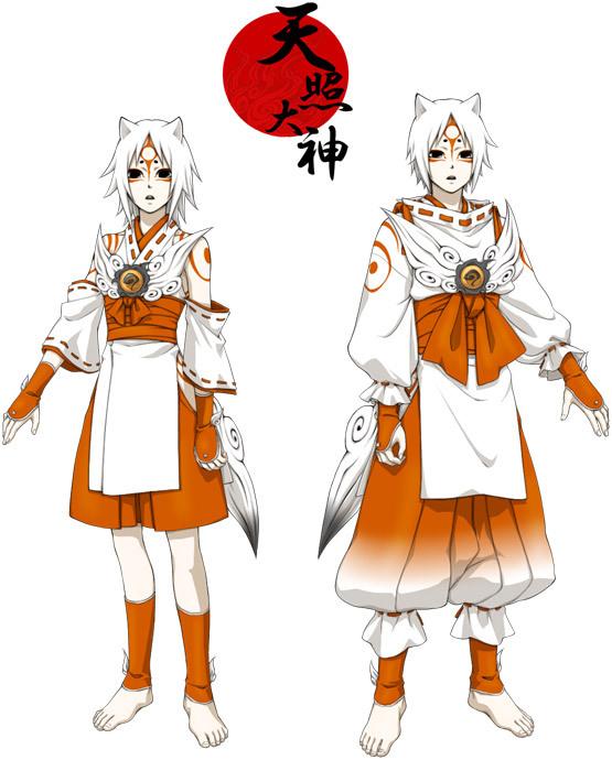 Amaterasu - Okami - Zerochan Anime Image Board