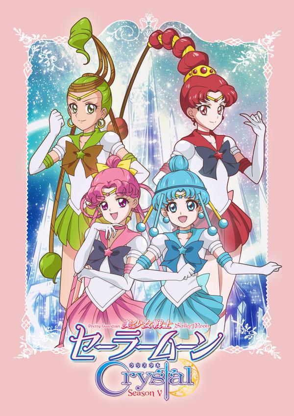 Tags: Anime, Xuweisen, Bishoujo Senshi Sailor Moon, Ves Ves, Sailor Juno, Jun Jun, Sailor Pallas, Sailor Ceres, Cere Cere, Sailor Vesta, Palla Palla, Amazoness Quartet