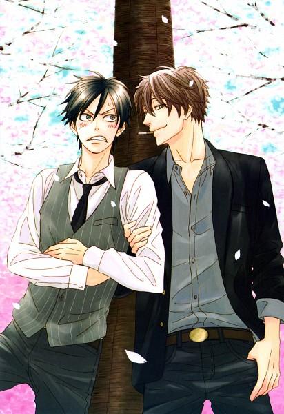 Tags: Anime, Natsume Isaku, Ameiro Paradox, Motoharu Kaburagi, Onoe (Ameiro Paradox)