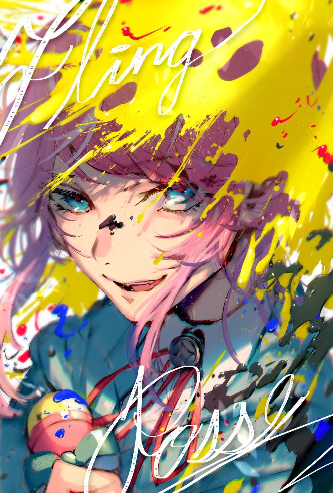 Tags: Anime, mebarunrun, Hypnosis Mic -Division Rap Battle-, Amemura Ramuda