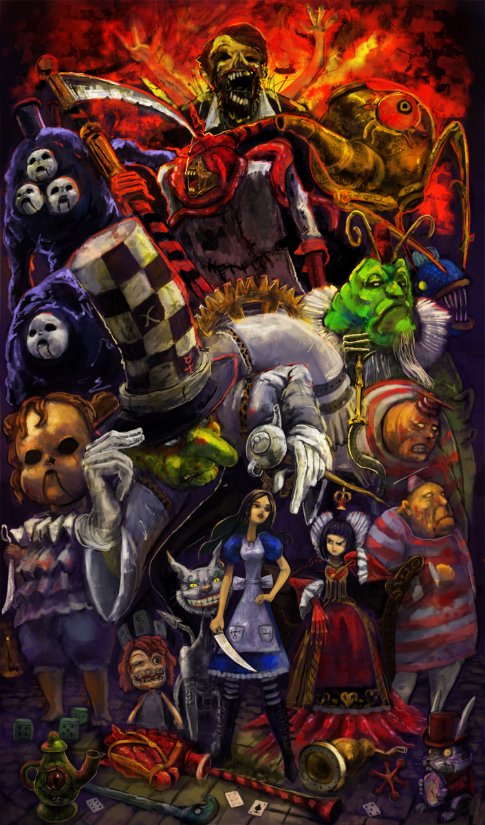 American McGee's Alice: Madness Returns · download American McGee's Alice:  Madness Returns image