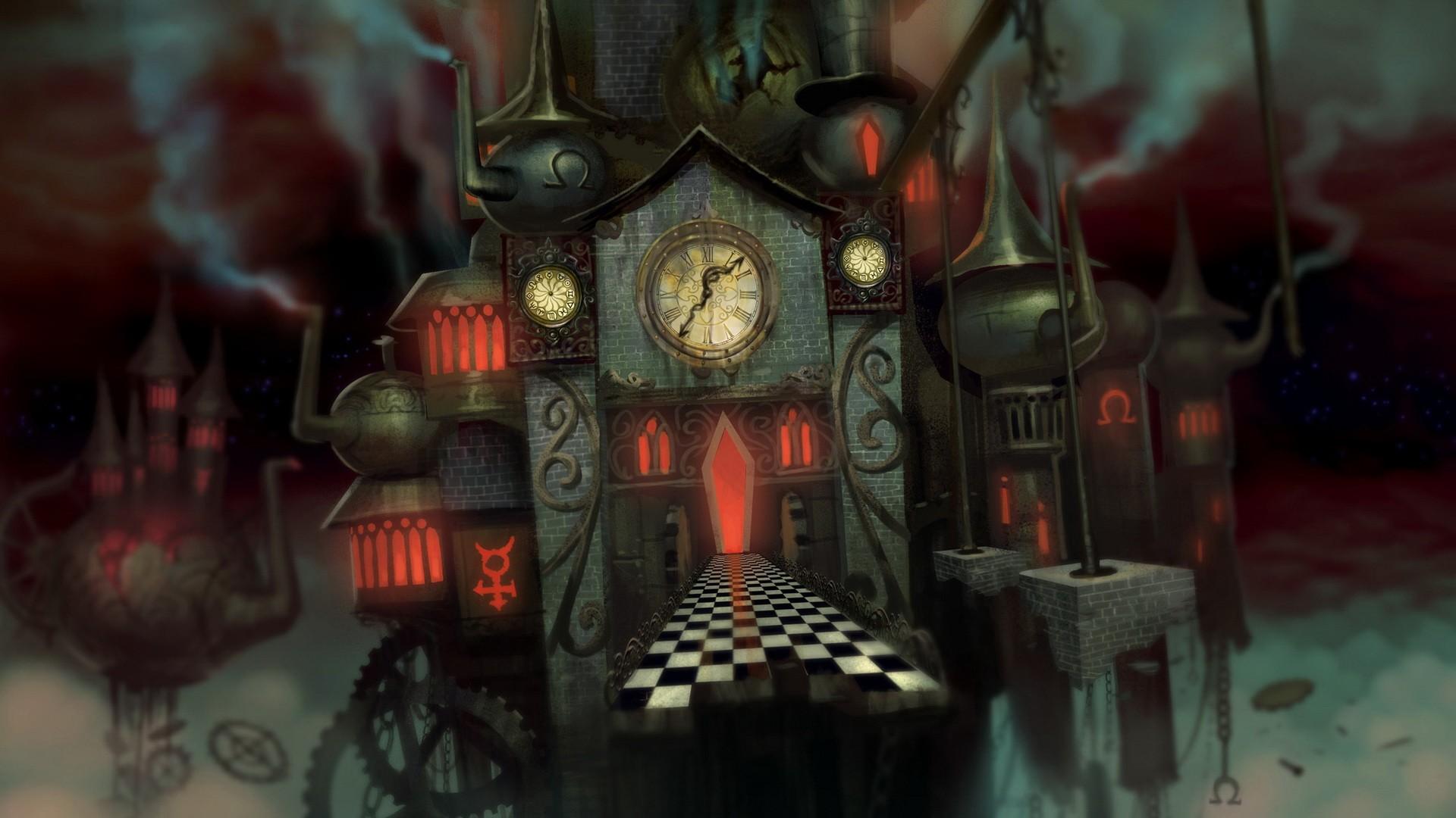 American Mcgee S Alice Madness Returns Hd Wallpaper 1126415