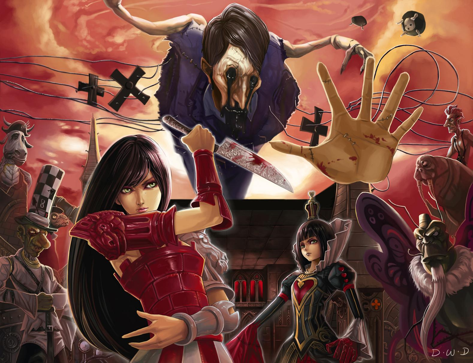 American Mcgee S Alice Madness Returns Image 1245527