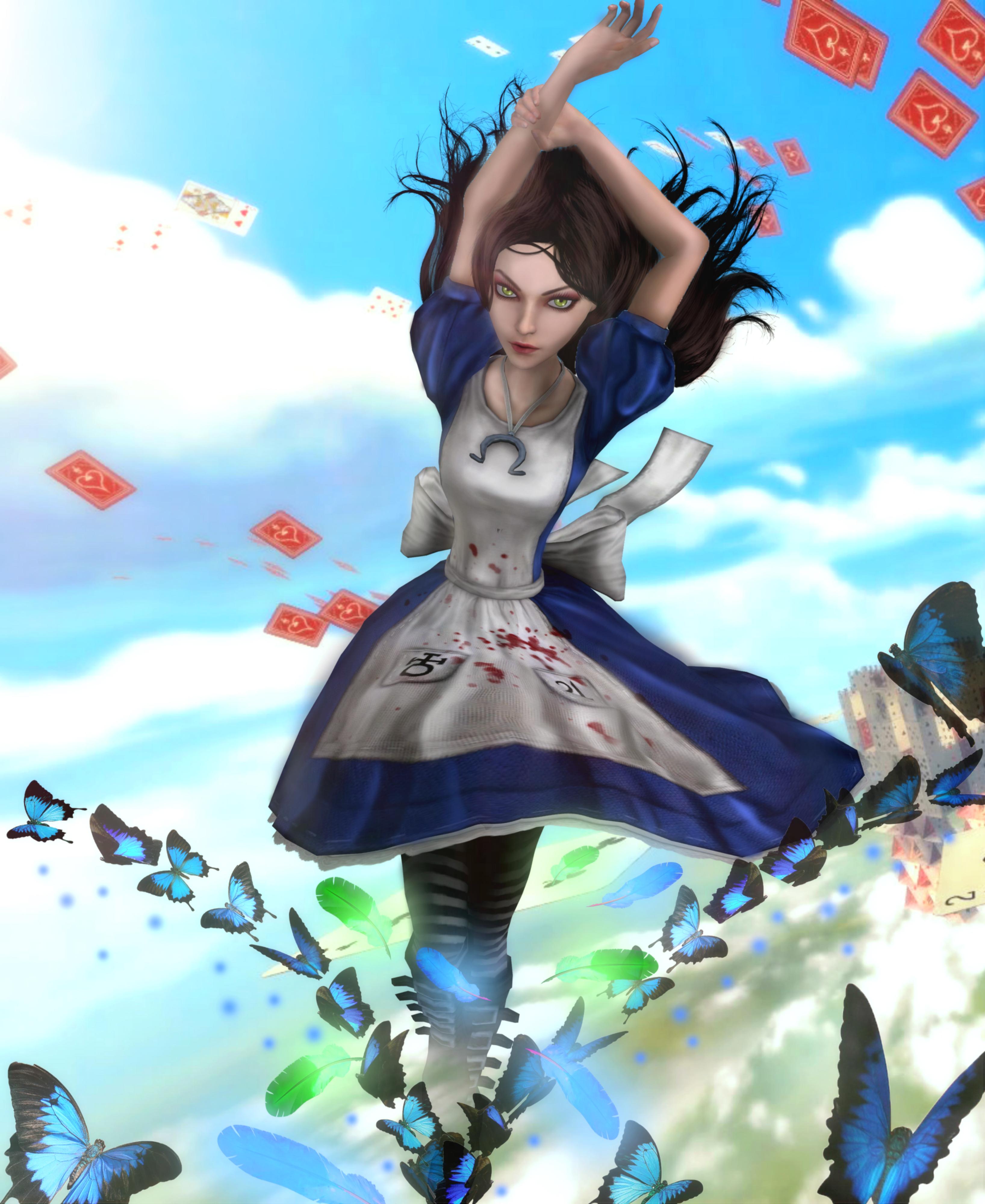Картинки элис из игры