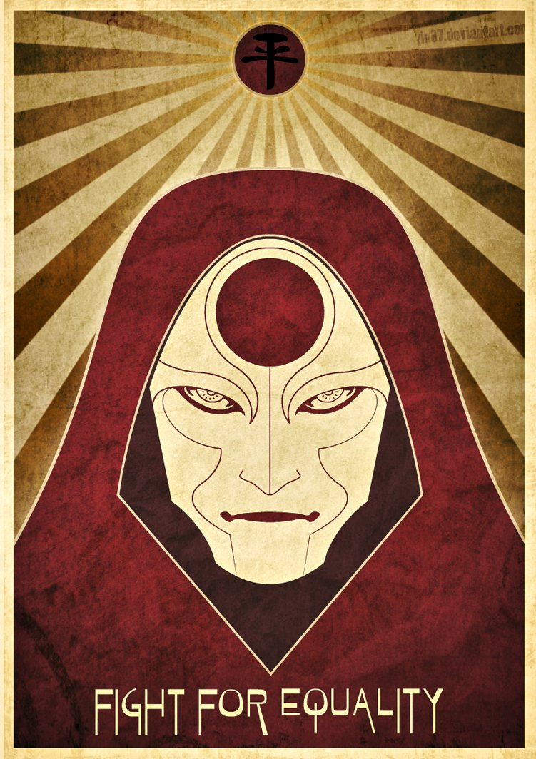 Anime, Avatar: The Legend of Korra, Amon (Avatar: The Legend Of Korra