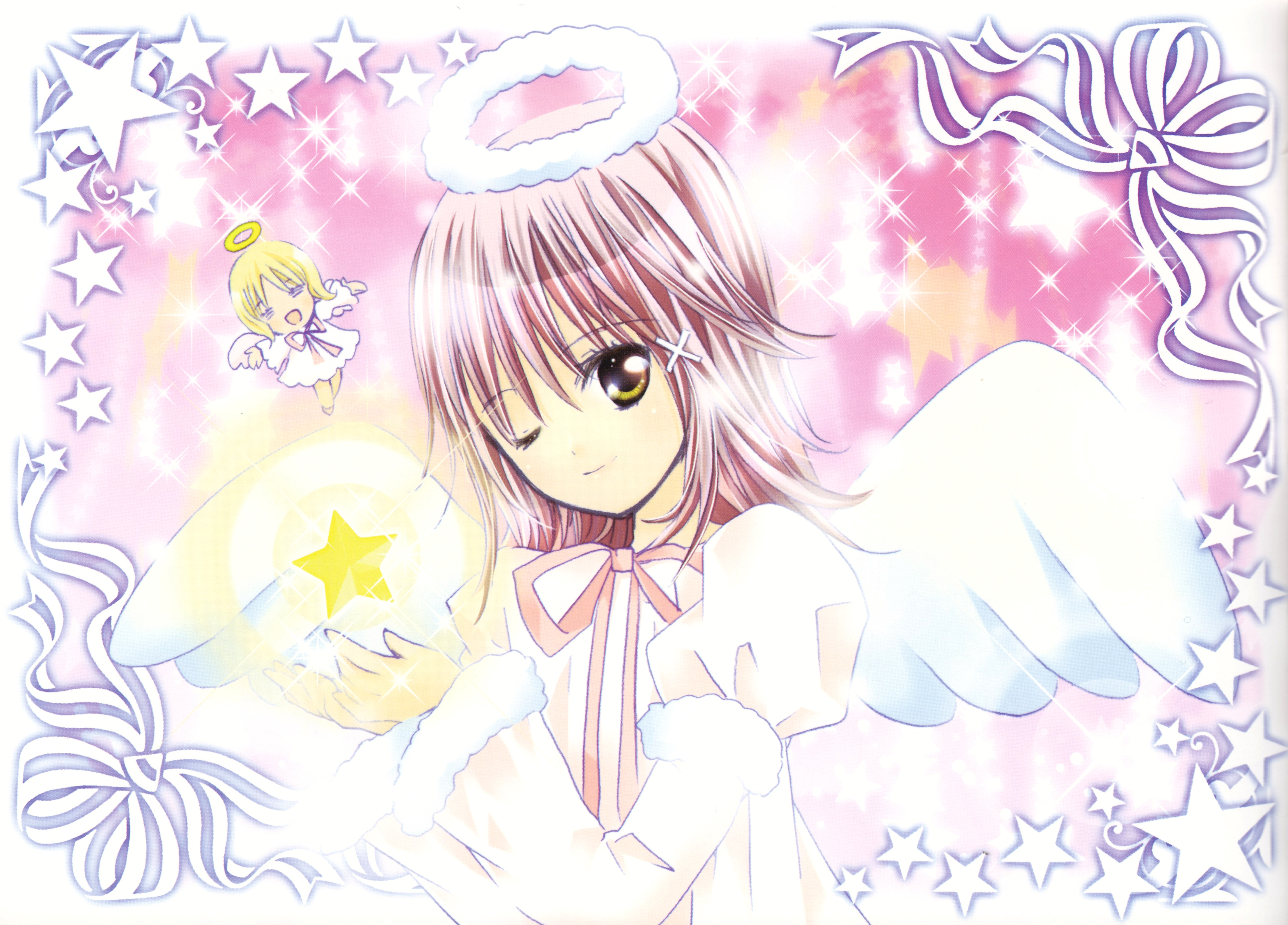 shugo chara illustrations zerochan anime image board