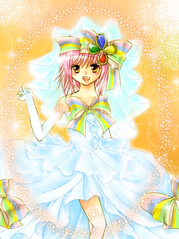Tags: Anime, Pixiv Id 687867, Shugo Chara!, Amulet Heart, Fanart From Pixiv, Fanart, Pixiv, Wallpaper