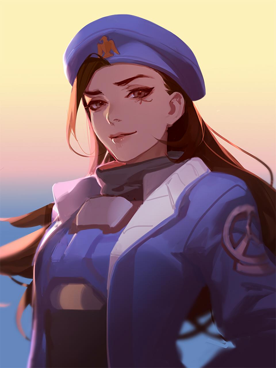 Ana Overwatch