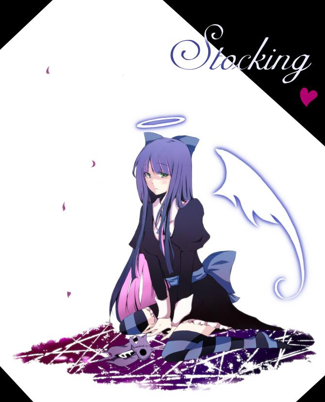 Tags: Anime, Yoshino (Pixiv1562655), Panty and Stocking With Garterbelt, Honekoneko, Anarchy Stocking, Pixiv