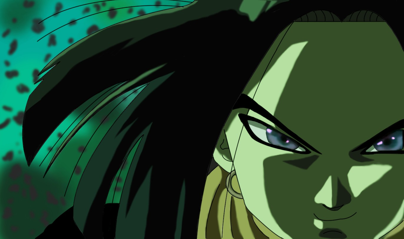 Android 17 Dragon Ball Z Page 2 Of 3 Zerochan Anime Image Board
