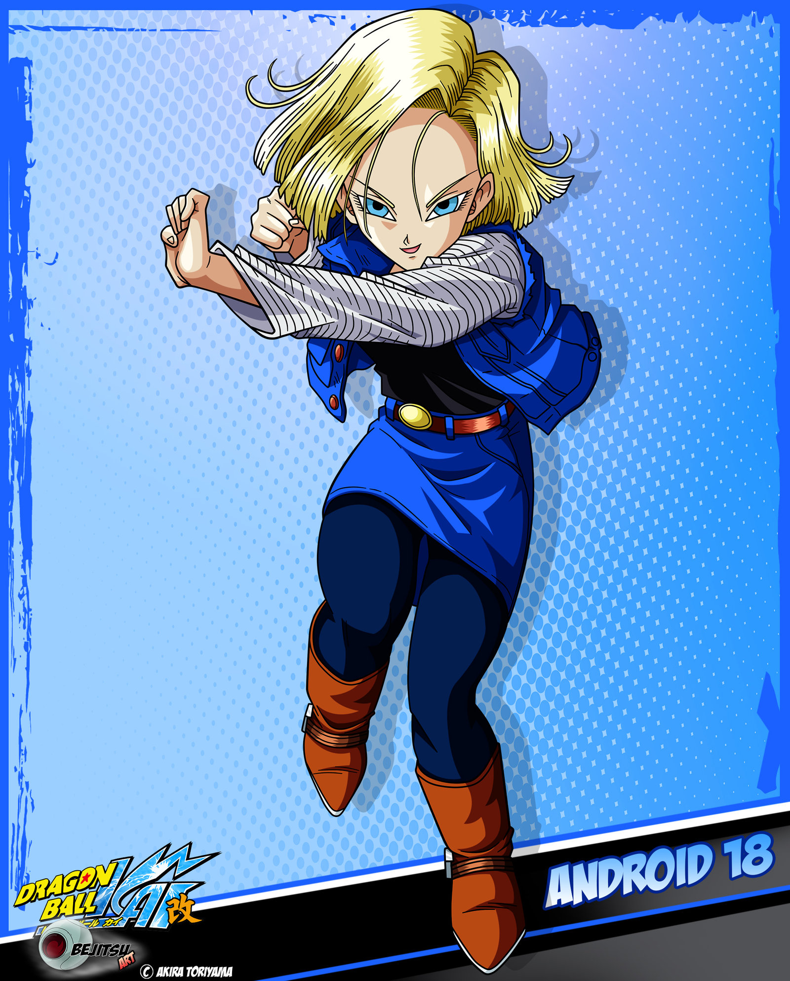 Android 18 dragon ball z page 2 of 5 zerochan anime image board - Dragon ball zc 18 ...