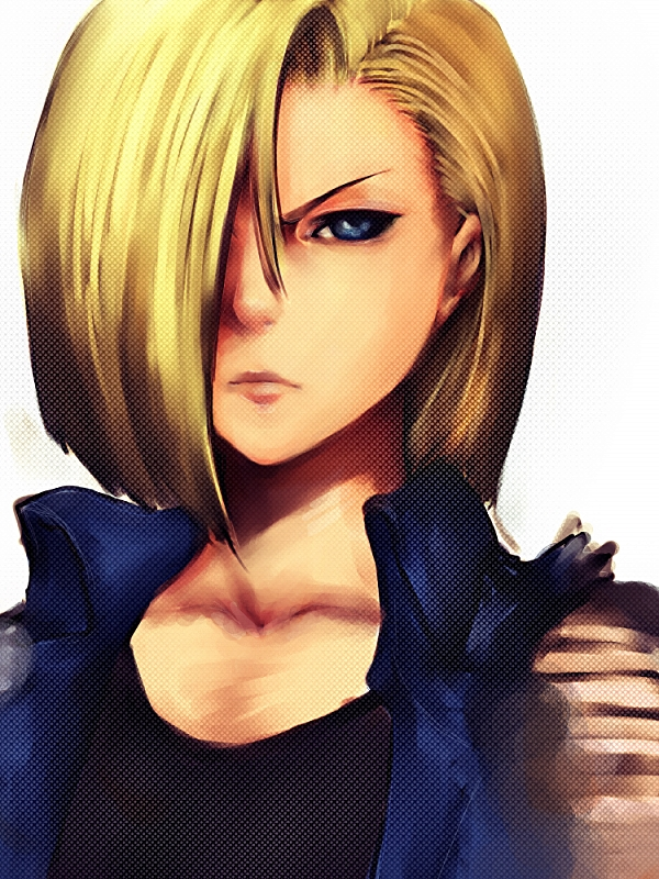 Android 18 Dragon Ball Z Image 678939 Zerochan