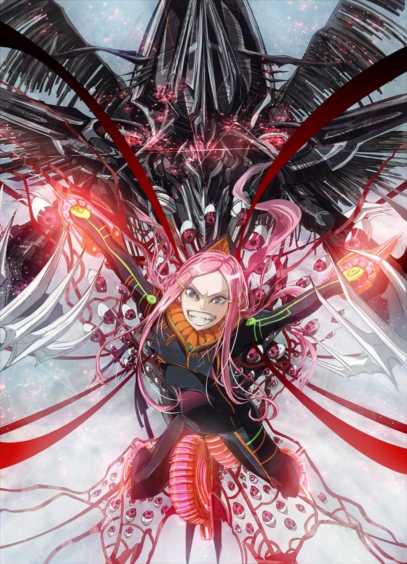 Nirvash Type Theend Eureka Seven Zerochan Anime Image Board